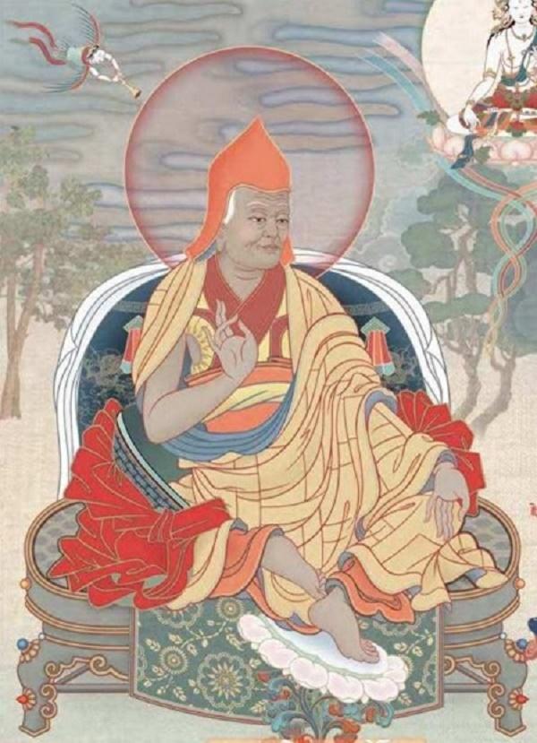 Đức Jamgon Kontrul Rinpoche đệ nhất