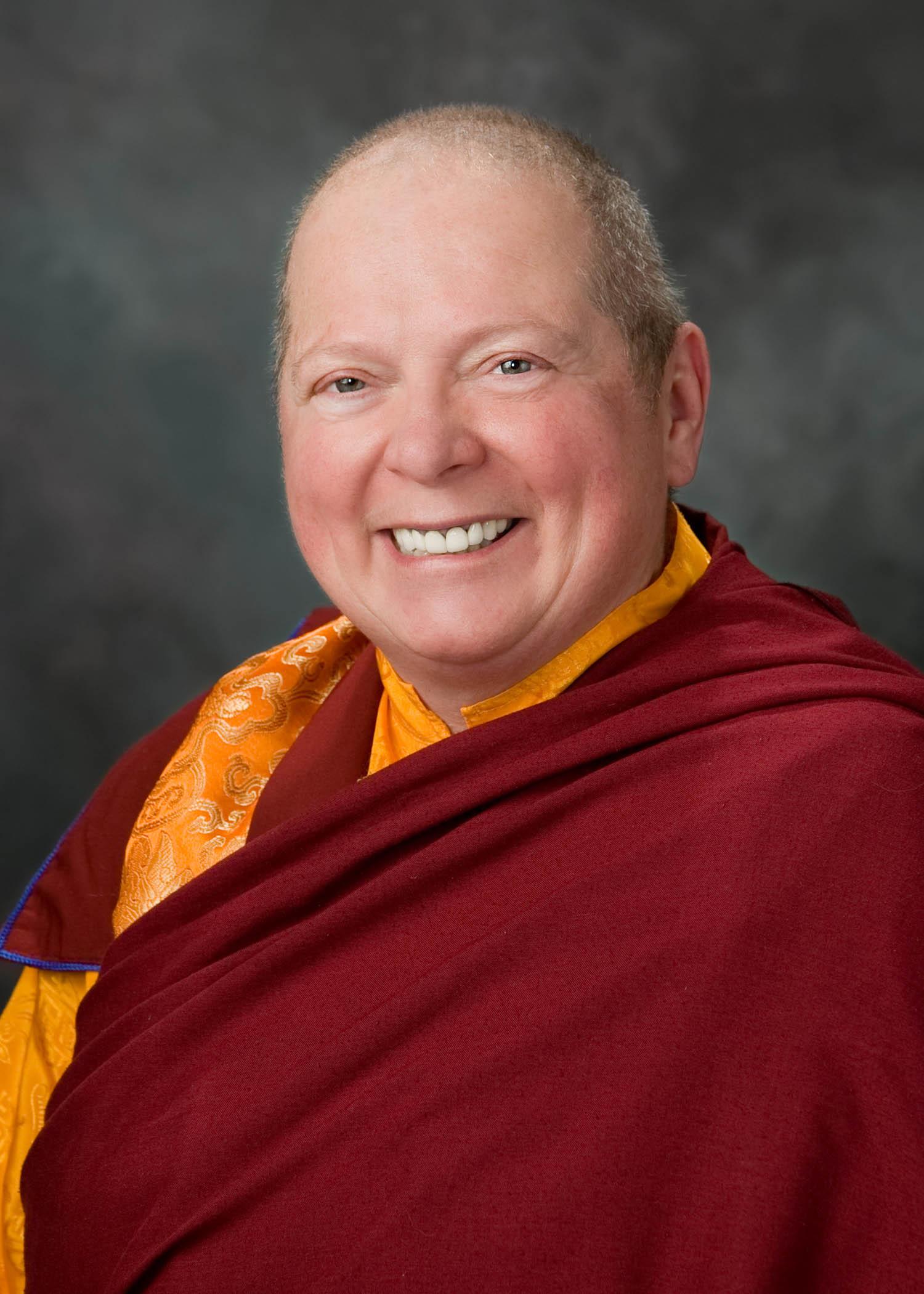 Đức Zhaxi Zhuoma Rinpoche 1