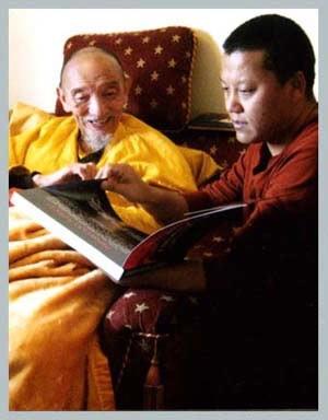 Các Thư Chứng Thực Và Chúc Mừng Đức Yangwo Wan Ko Yeshe Norbu 13