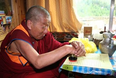 Các Thư Chứng Thực Và Chúc Mừng Đức Yangwo Wan Ko Yeshe Norbu 6
