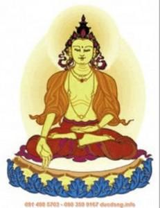 Đức Phật Bảo Sinh (Bình đẳng tánh trí) 1