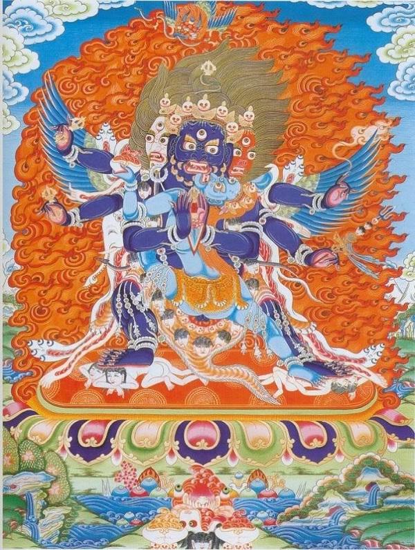 Kim Cang Phổ Ba