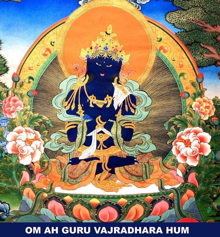 Đức Phật Kim cương trì Vajradhara 1