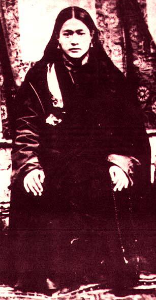 Thánh sư Kyabje Dudjom Rinpoche 2
