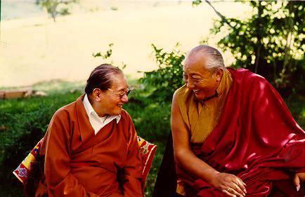 Thánh sư Kyabje Dudjom Rinpoche 3
