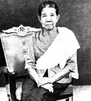 Thiền sư Achaan Naeb 1