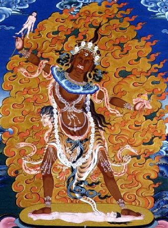 7. Tshangs Pa or 'White Brahma' ( Phạm Thiên Trắng ) 3