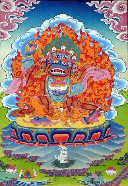 2. Mahakala: Đại Hắc Thiên 4