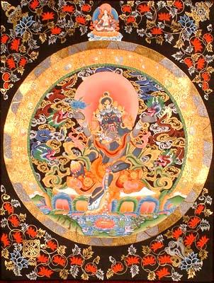 4. Kubera (Vaisravana, Jambhala, Tài Bảo Thiên Vương) 1