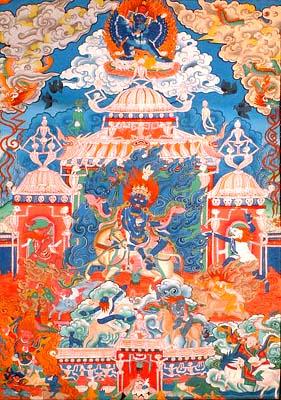 6. Palden Lhamo : Vị nữ thần 1
