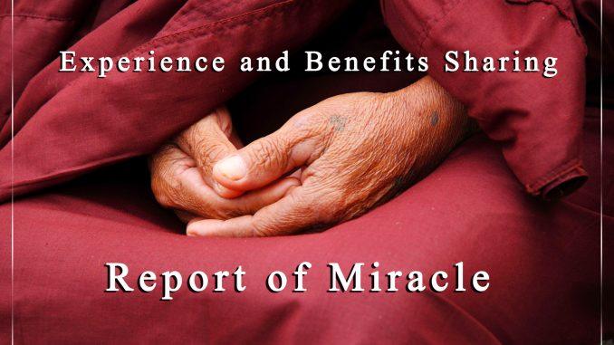 Chia sẻ kinh nghiệm của một Phật tử về những điều lợi lạc kỳ diệu khi niệm thần chú 6 âm 1