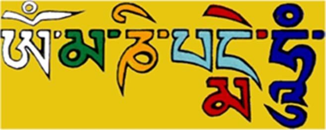 Đời sống trong sáu cõi và thần chú Om Mani Padme Hum 1