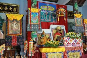 Thông cáo về Lễ xác nhận Tulku cho Sangbo Tenzin Lama 6