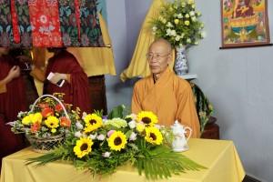 Thông cáo về Lễ xác nhận Tulku cho Sangbo Tenzin Lama 7