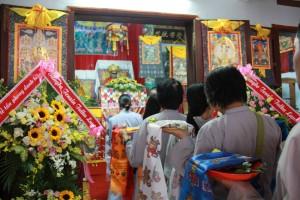 Thông cáo về Lễ xác nhận Tulku cho Sangbo Tenzin Lama 11