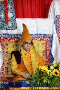 Thông cáo về Lễ xác nhận Tulku cho Sangbo Tenzin Lama 8