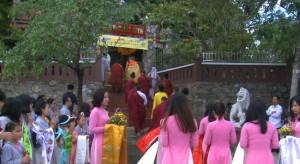 Thông cáo về Lễ xác nhận Tulku cho Sangbo Tenzin Lama 1