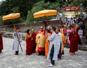 Thông cáo về Lễ xác nhận Tulku cho Sangbo Tenzin Lama 4