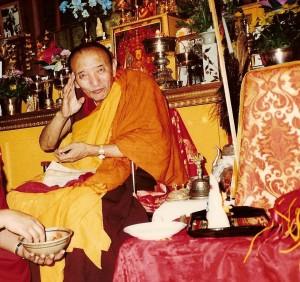 Tóm Tắt Tiểu Sử Thánh Sư Chogye Trichen Rinpoche, Pháp Vương Nhánh Tsharpa Thuộc Dòng Truyền Thừa Sakya 2