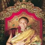 Tóm Tắt Tiểu Sử Thánh Sư Chogye Trichen Rinpoche, Pháp Vương Nhánh Tsharpa Thuộc Dòng Truyền Thừa Sakya