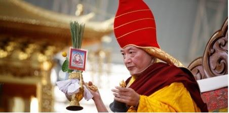 Đức Goshir Gyaltsar Rinpoche đời thứ 12 1