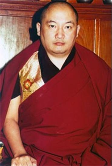 Đức Goshir Gyaltsar Rinpoche đời thứ 12 2