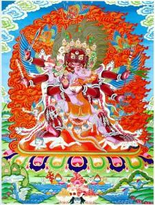 Đức Mã Đầu Minh Vương Hayagriva