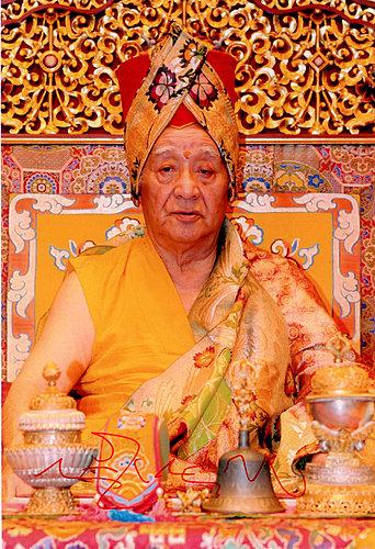 Tiểu sử của Thánh Sư Jigdal Dagchen Sakya 2