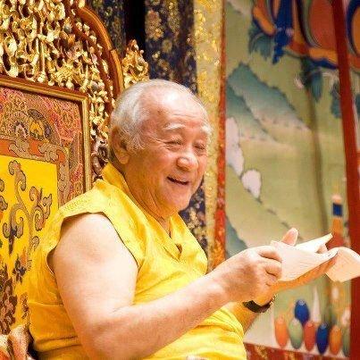 Tiểu sử của Thánh Sư Jigdal Dagchen Sakya 3