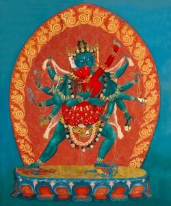 Đức Thắng Lạc Luân Kim Cương Chakrasamvara